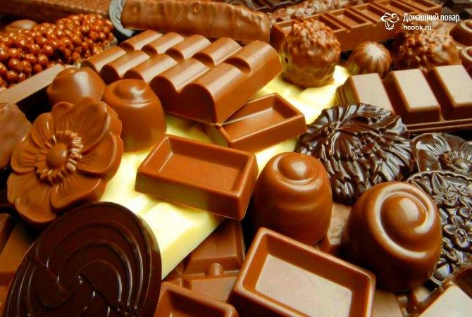 Как определить настоящий шоколад